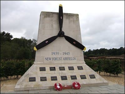 new forest airfields memorial - About Us